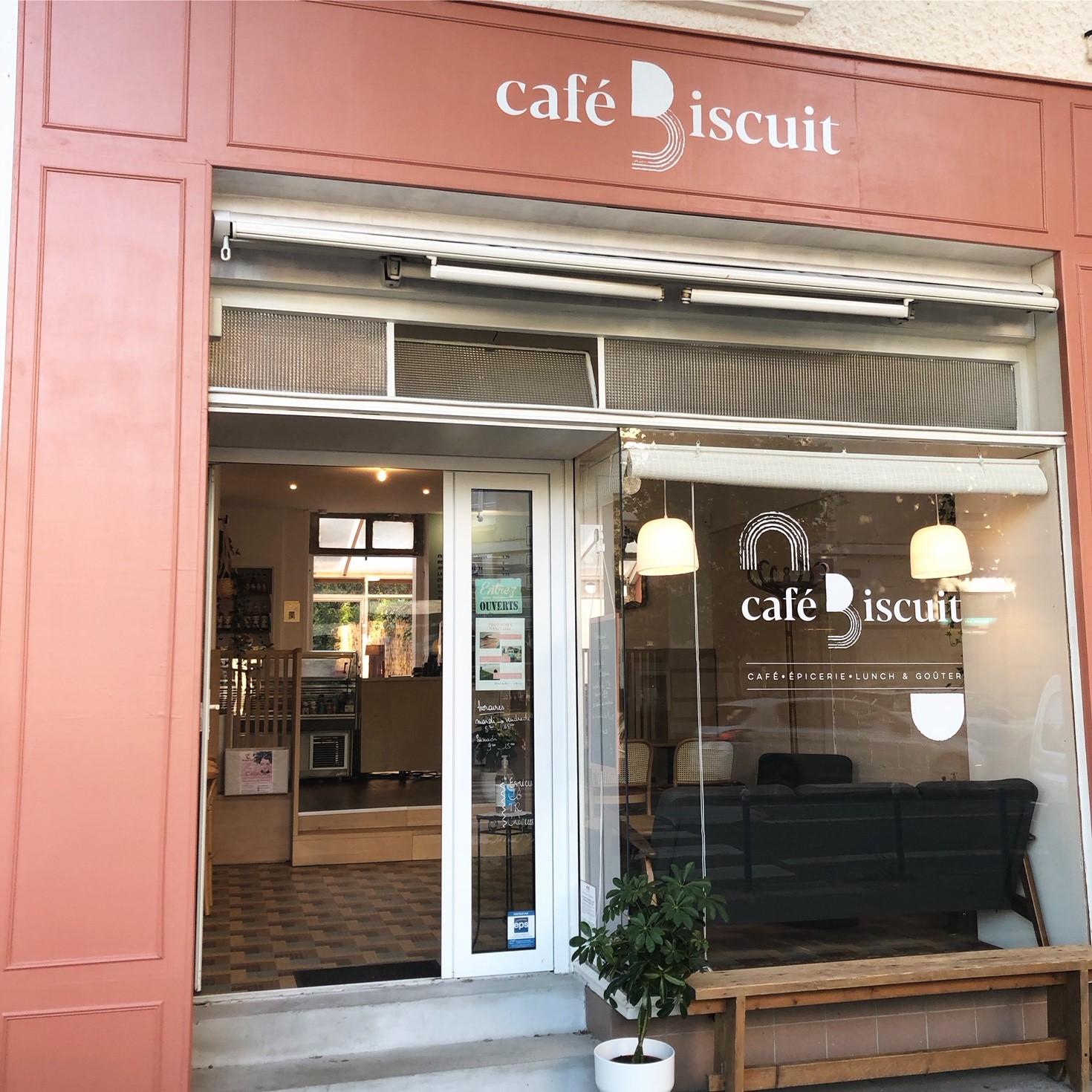 Café biscuit - Epicerie, lunch et gouter à Chantenay